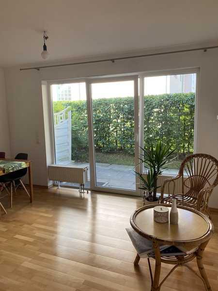 schöne helle 2 Zimmer Wohnung in zentraler Lage in Memmingen-Innenstadt