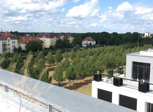 Attraktive 3-Zimmer-Penthouse-Wohnung mit Balkon und Dachterasse in Rastatt