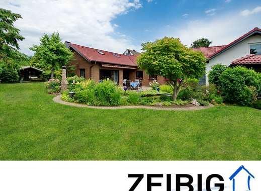 *Derzeit reserviert* Freistehendes Einfamilienhaus mit wunderschönem Grundstück inkl. Doppelgarage