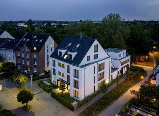 Exklusive 4-Zimmer-Wohnung ca. 99 m² Düsseldorf-Süd / Hassels