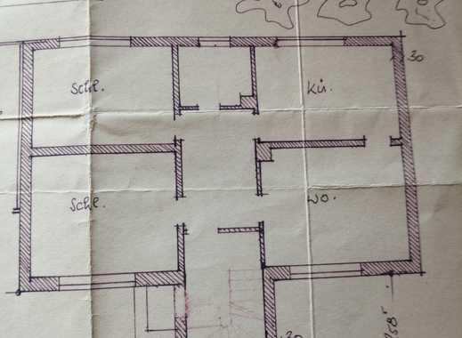 Erstbezug nach Sanierung. attraktive 3-Zimmer-Wohnung in Hausham