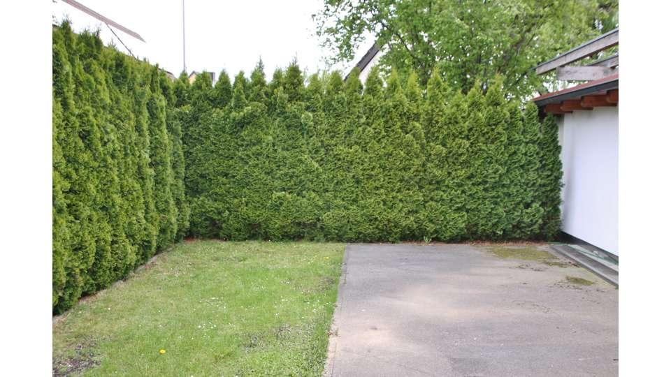 Garten Wohnung 3