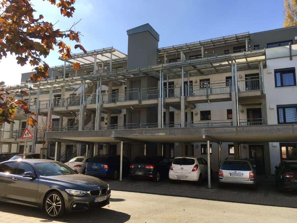 3 Zi-Penthouse - ruhig - 110qm - umlaufende Dachterasse in Stadeln / Herboldshof / Mannhof (Fürth)