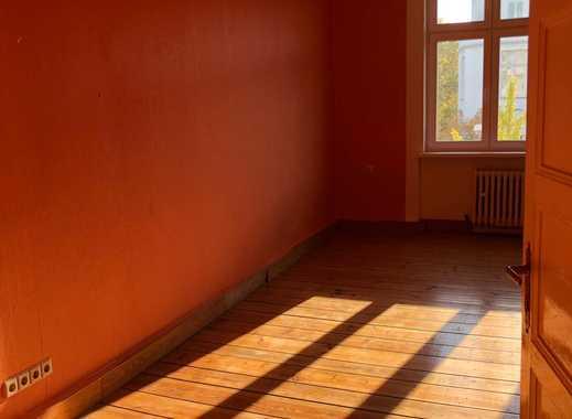 helles Zimmer in frisch sanierter Altbauwohnung - Schöneberg/Friedenau
