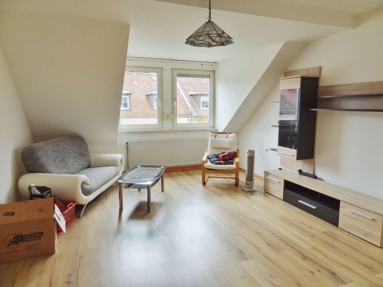 Schöne, geräumige drei Zimmer Wohnung in Bayreuth, City