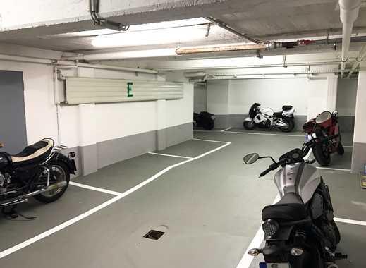 1 Motorradstellplatz in Tiefgarage (Innenstadt) zu vermieten