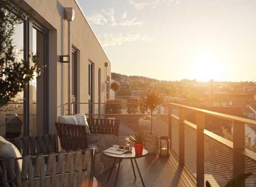 Moderne Eigentumswohnung inkl. Dachterrasse