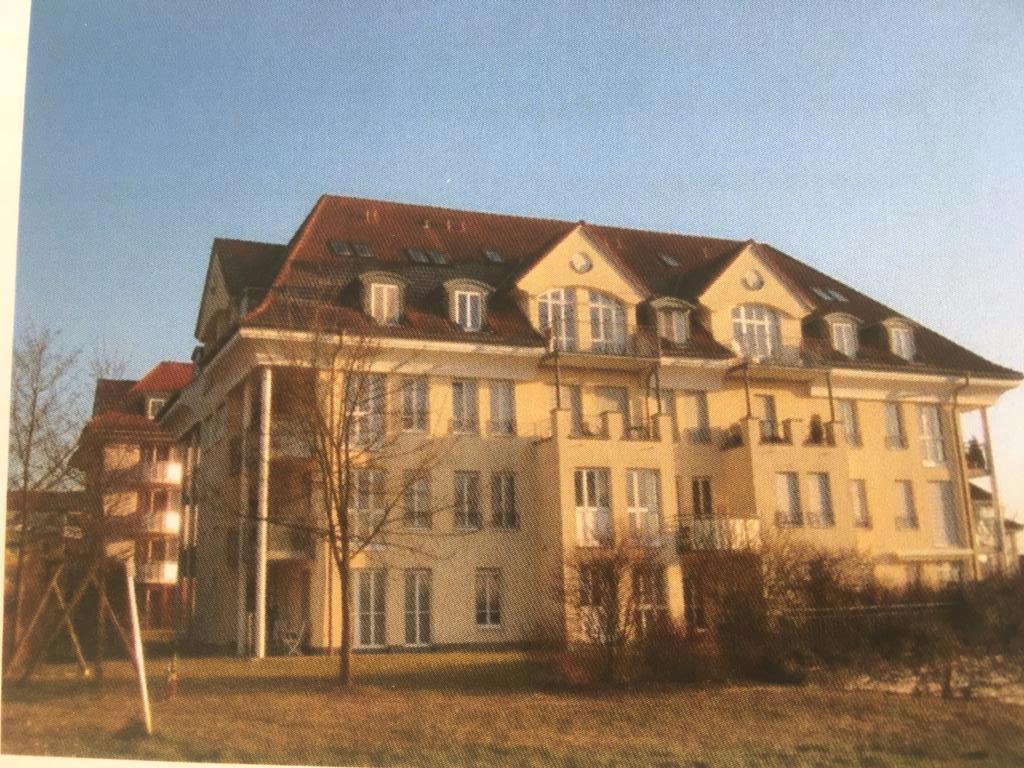 Exklusive, gepflegte 2-Zimmer-Wohnung mit Balkon und Einbauküche in Bad Abbach in