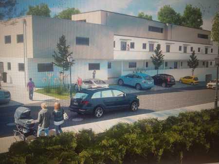 In Bobingen: Gepflegte Wohnung mit zwei Zimmern und Balkon in Bobingen