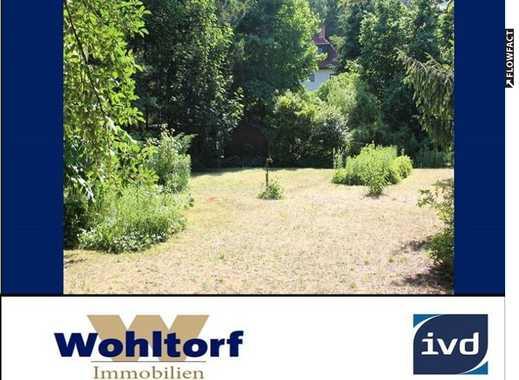 Neu! Frohnau – Baugrundstück mit Abrisshaus