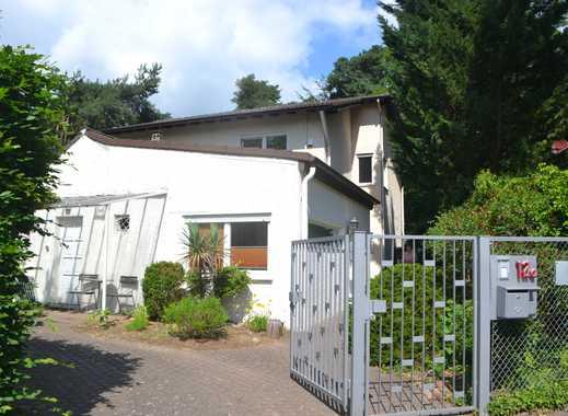Idyllische Villa  mit neun Zimmern in Mainz, Gonsenheim, Waldrandlange in ruhiger Straße (Sackgasse)