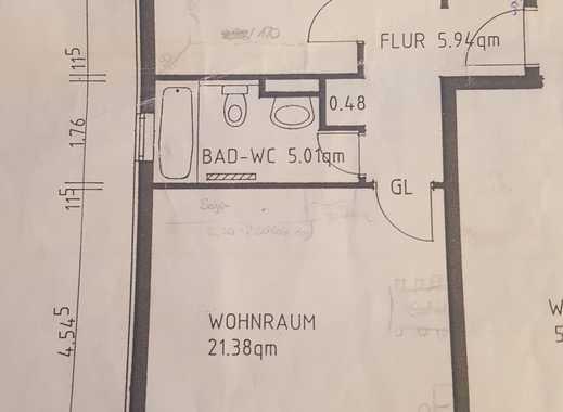 Schöne 2 Zimmer Wohnung bei Wörth