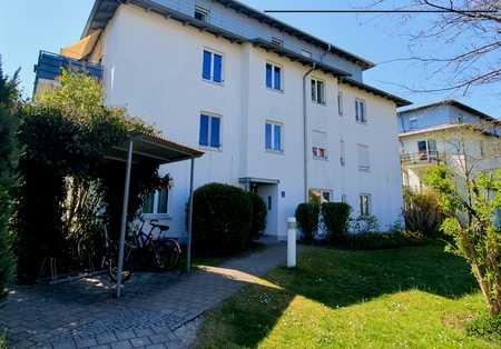 Neuwertige 2-Zimmer-EG-Wohnung mit Balkon und Einbauküche in Pasing, München in Pasing (München)