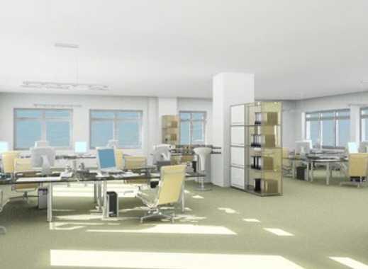 Mitte - Neues Ärztezentrum in zentraler Lage