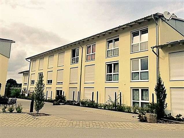 1-Zimmer Appartements in Triesdorf u. Weidenbach zu vermieten in Weidenbach (Ansbach)