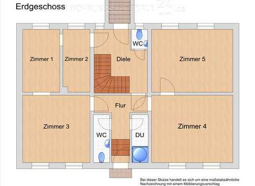 Einfamilienhaus in Halle Nord (2)