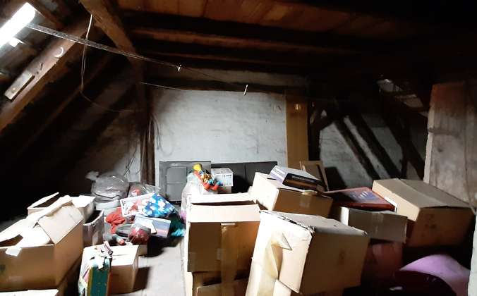 Dachboden mit Potenzial