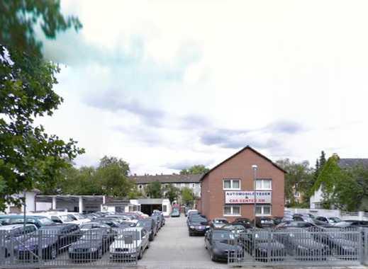 Autohaus Mit Büro U0026 Werkstatt U0026 2x Einfamilienhaus.