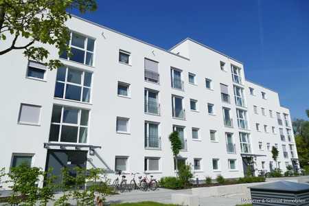 Moderne 2-Zimmer-Neubauwohnung mit Süd/West-Balkon und bester Anbindung! Innenstadt- und Bahnhofsnah in Industriegebiet (Landshut)
