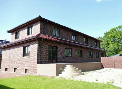 Doppelhaushälfte Neubau: direkt im grünen, gehoben und zentral!