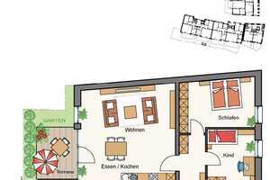 3 Zimmer Wohnung in Kitzingen (Kreis)