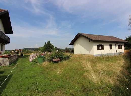 Neubau von zwei Doppelhaushälften in Feldkirchen-Westerham, Ortsteil Westerham