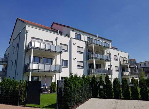 Stilvolle, neuwertige 3-Zimmer-Wohnung mit Balkon und Einbauküche in Mörfelden-Walldorf