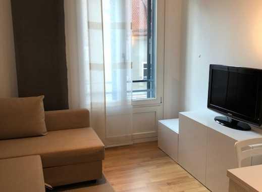 Vollmöblierte 1-Zimmer Wohnung in der Regensburger Altstadt!