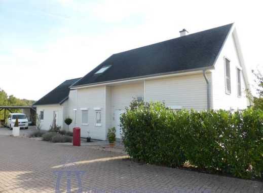 Lichtdurchflutetes modernes Niedrigenergiehaus Nähe Homburg