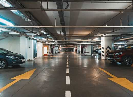 Im Neuen Jahr steht Ihr Auto witterungssicher: Tiefgaragenstellplatz zu vermieten