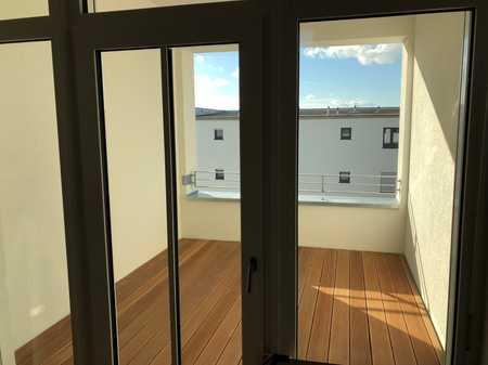 Traumhafte 1,5-Zimmer-Galerie-Wohnung an der Papstwiese! in Kasernenviertel (Regensburg)