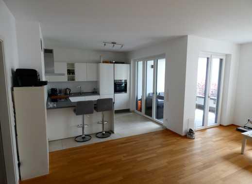 Hochwertige, ruhige 2-Zimmer-Wohnung in D-Oberkassel am Belsenpark