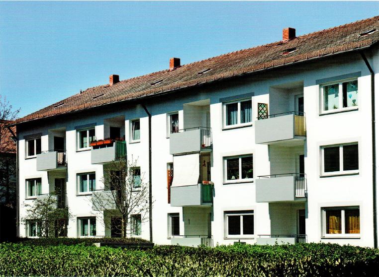 2-Zimmer-Wohnung mit Balkon in ruhiger Lage in Fürstenfeldbruck in