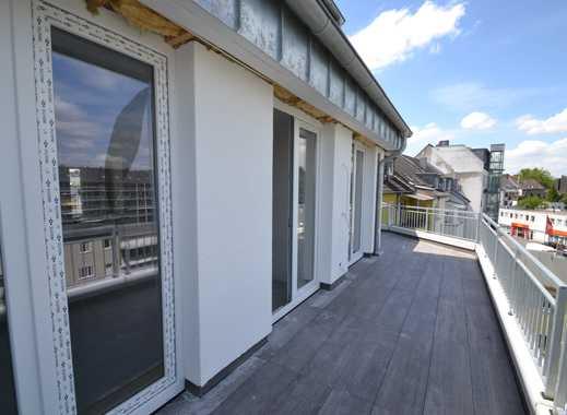 Neubau! Erstbezug! BARRIEREFREIE 3 Zi-Whg. mit Terrasse (22qm) & Loggia (6 qm) im 1.OG! Ruhige Lage