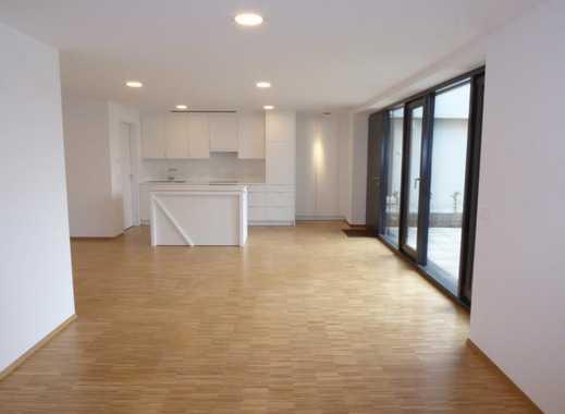 Erstbezug: exklusive 2-Zimmer-Erdgeschosswohnung mit EBK, Terrasse und Garten Biberach an der Riß