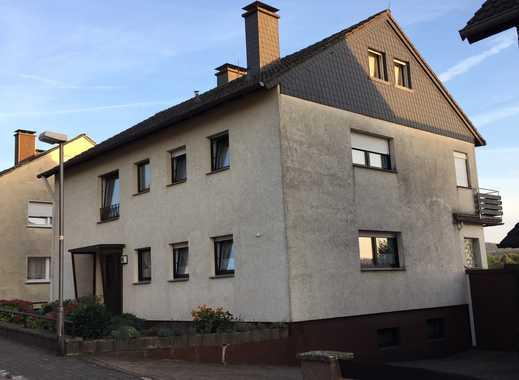 Zweifamilienhaus über den Dächern von Barntrup