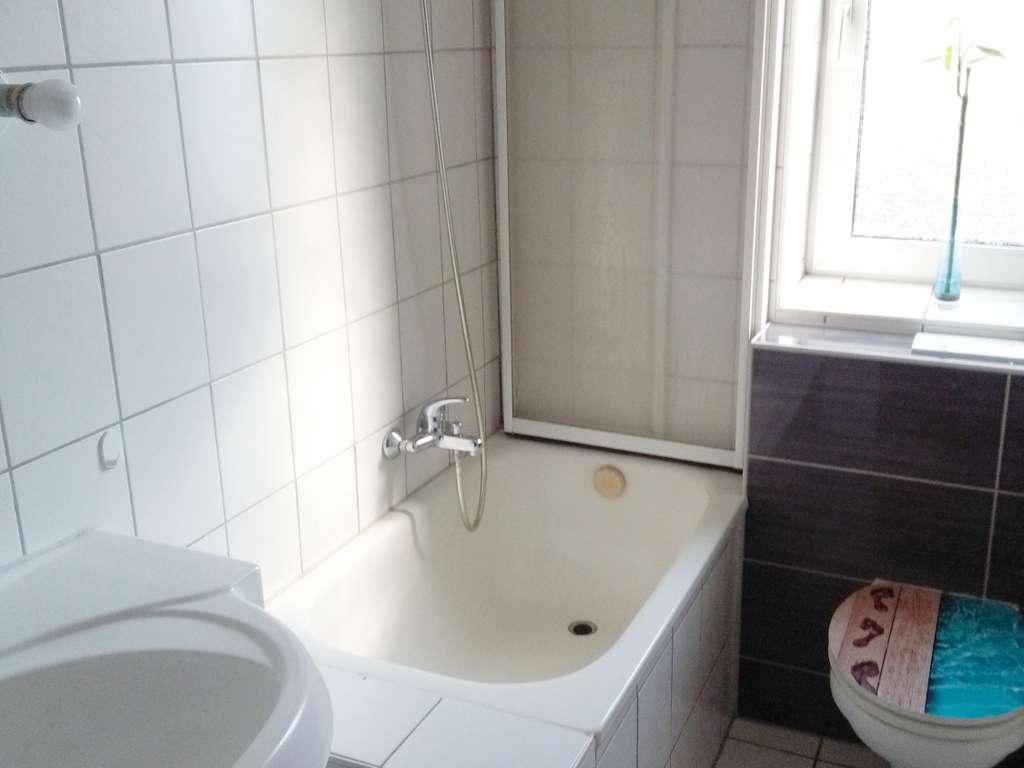 ein Blick in das Bad