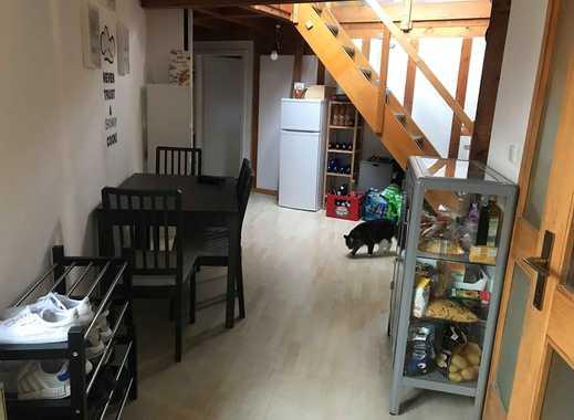 24 qm WG-Zimmer in Maisonette-Wohnung