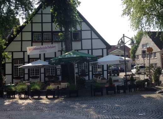 Denkmalgeschützte Gaststätte im Innenstadtbereich von Ahlen