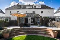 Top-gepflegtes Stadthaus mit wunderschönem Garten