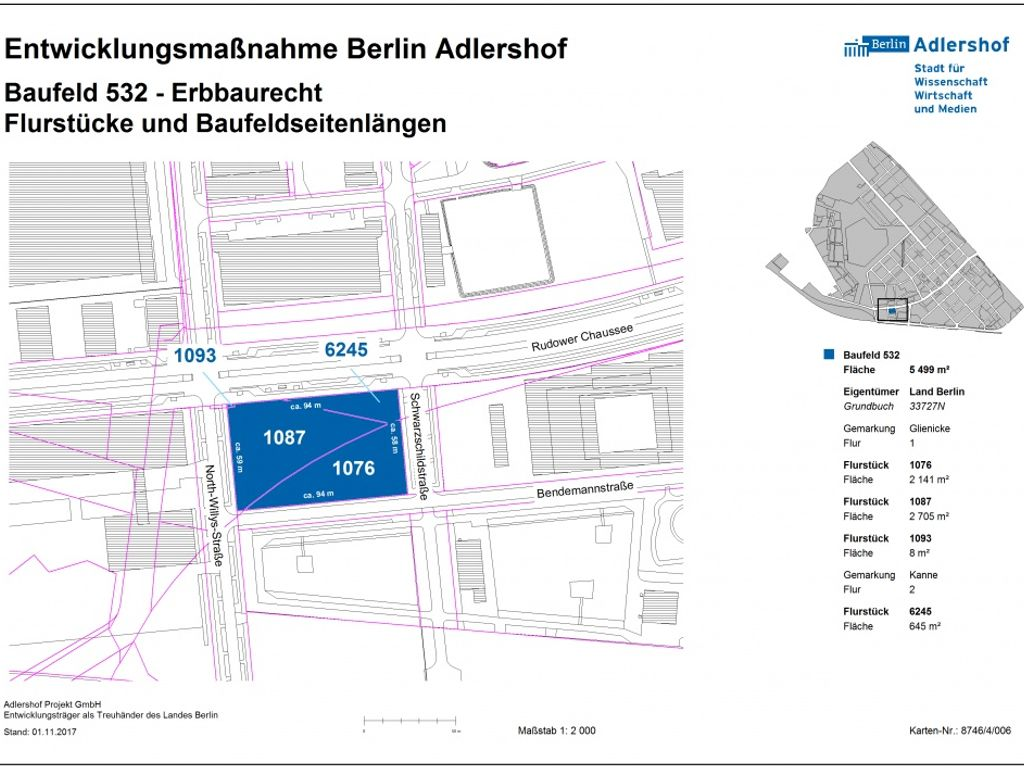 Exposé Baufeld 532