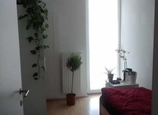 Bright room in big new flat