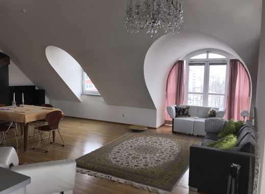 Repräsentative 5 Zimmer-DG-Wohnung München-Milbertshofen