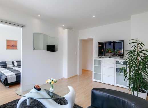 Schwabing: Schicke 2-Zi.-Wohnung - überzeugender Grundriss