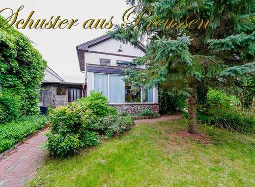 Schuster aus Preussen - Zepernick, ruhige Siedlungslage - massives Einfamilienhaus mit ca. 90 m² ...