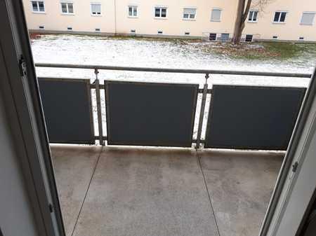 Schöne 2-Zimmer-Wohnung mit Balkon in Augsburg in Lechhausen (Augsburg)