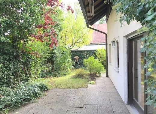 Rarität Liebhaber-Einfamilienhaus in perfekter Lage im grünen, ruhigen und beliebten Stockdorf