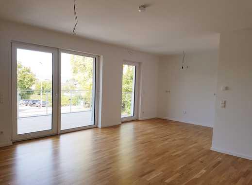 Erstbezug mit Balkon: freundliche 2-Zimmer-Wohnung in Bad Kreuznach