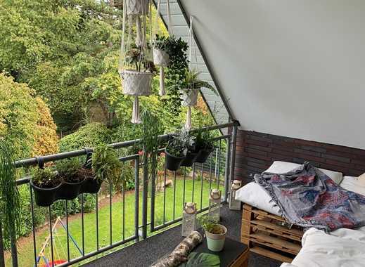 Modernisierte 2-Zimmer-Wohnung mit Balkon in Düsseldorf