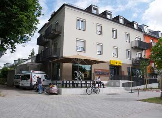 1 Zimmer Appartment in Moosach direkt an der U-Bahn